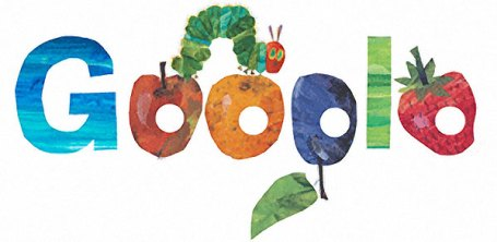 The Best Google Logo in the history of all Google logos!