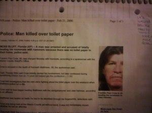 tp killer